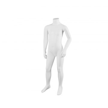 800 SERIES - HEADLESS Children mannequin - 800-HDL2-8