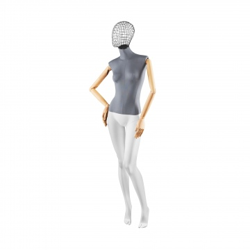 OLD MODERN Female mannequin - ATF-T1-WA