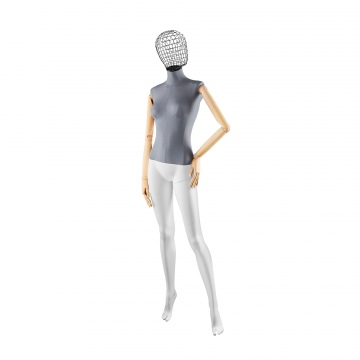 OLD MODERN Female mannequin - ATF-T2-WA