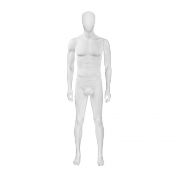 ONE MALE ABSTRACT mannequin - ONM-B-HS