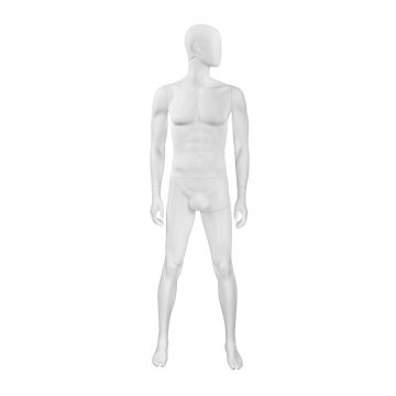 ONE MALE ABSTRACT mannequin - ONM-F-AM