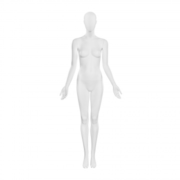 ONE ABSTRACT Female mannequin - ONF-B-AF-IN
