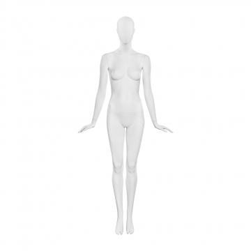ONE ABSTRACT Female mannequin - ONF-C-AF-IN