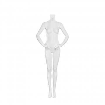 ONE HEADLESS Female mannequin - ONF-A-HS