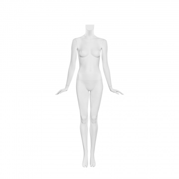 ONE HEADLESS Female mannequin - ONF-C-HS