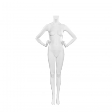 ONE HEADLESS Female mannequin - ONF-E-HS