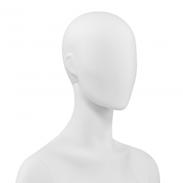 ONE HEADLESS Female mannequin - ONE ABSTRACT HEAD