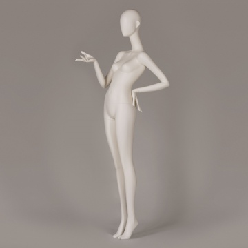 ICON ABSTRACT Female mannequin - ICN1-A
