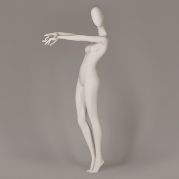 ICON ABSTRACT Female mannequin - ICN6-A