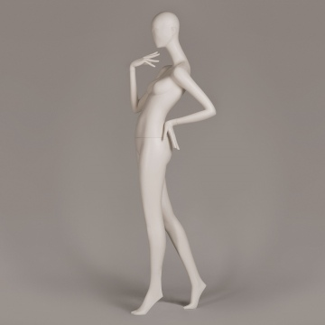 ICON ABSTRACT Female mannequin - ICN9-A