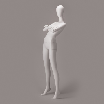 IN TOUCH Female mannequin - ITF2-A