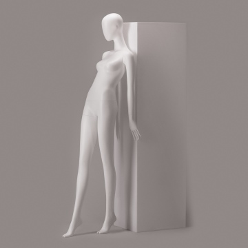 IN TOUCH Female mannequin - ITF6-A