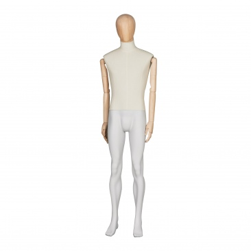CLASSIC MODERN Male mannequin - ATM-W6-WH