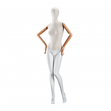 OLD MODERN Female mannequin - ATF-W4