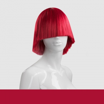 FEMALE WIGS - FW2186B-31 Sophie - red