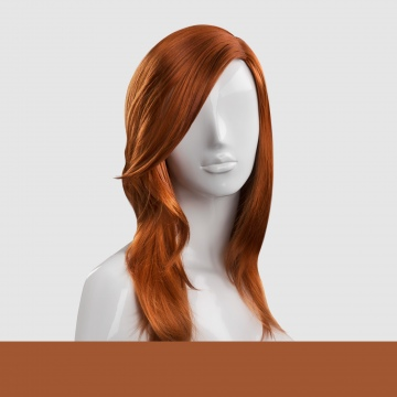 FEMALE WIGS / Mary - ginger