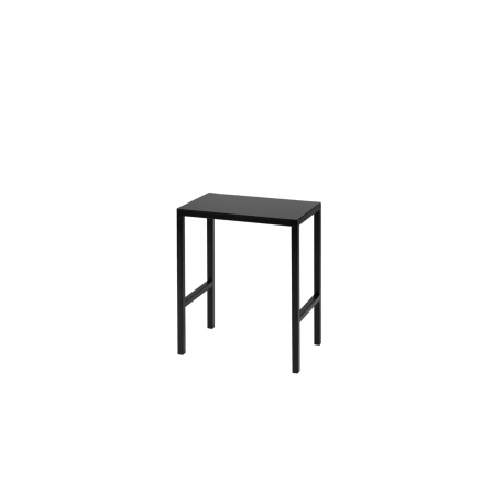 Metal stool - small.