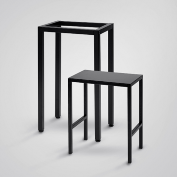 METAL STOOLS Accessories & displays