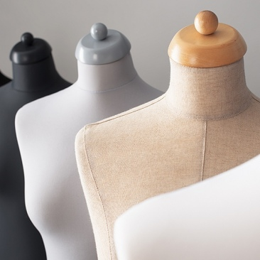 140 TAILOR BUST - Torsos Torsos & displays