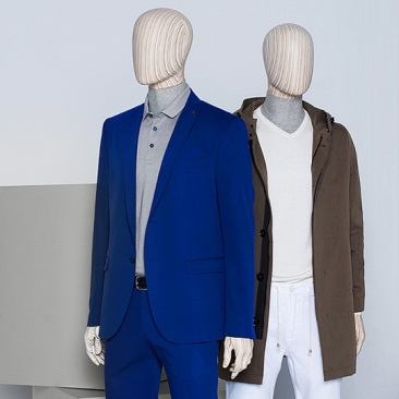 900 SERIES - SPECIAL EDITION - Abstract Male mannequins