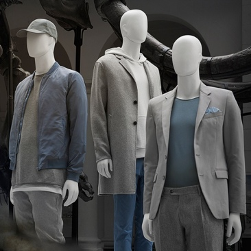 ONE MALE HEADLESS - HEADLESS mannequins Male