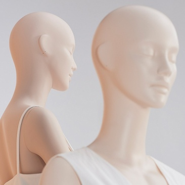 INDIVIDUAL CLASSIC - ABSTRACT mannequins