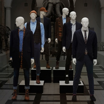 ONE Male mannequins