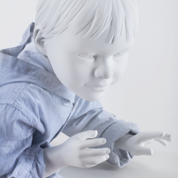 ROME - Sculpted Children's mannequins