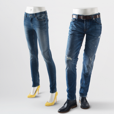 LEGS & PANTS FORMS Other mannequins