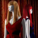BUTTERFLY Female mannequins